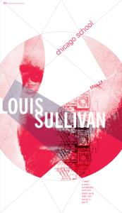 Individual Poster: Louis Sullivan