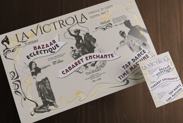 La Victrola Performance Line-up